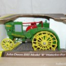 Hobbys: ERTL JOHN DEERE 1915 MODEL R WATERLOO BOY DIECAST METAL N 559 1:16 SCALE 1/16 . Lote 148031702