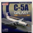 Hobbys: AVIÓN USAF C-5A GALAXY TRANSPORTE 1/400 . Lote 150577850
