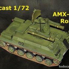 Hobbys: AMX-30 ROLAND, DIECAST 1/72. Lote 157347686