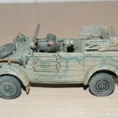 Hobbys: UNIMAX FORCES OF VALOR 1/32 GERMAN KÜBELWAGEN TYPE 82 1:32 DIECAST WWII 82305. Lote 158326550