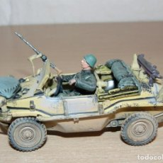 Hobbys: UNIMAX FORCES OF VALOR 1/32 GERMAN SCHWIMMWAGEN TYPE 166 1:32 DIECAST 82401. Lote 158327726