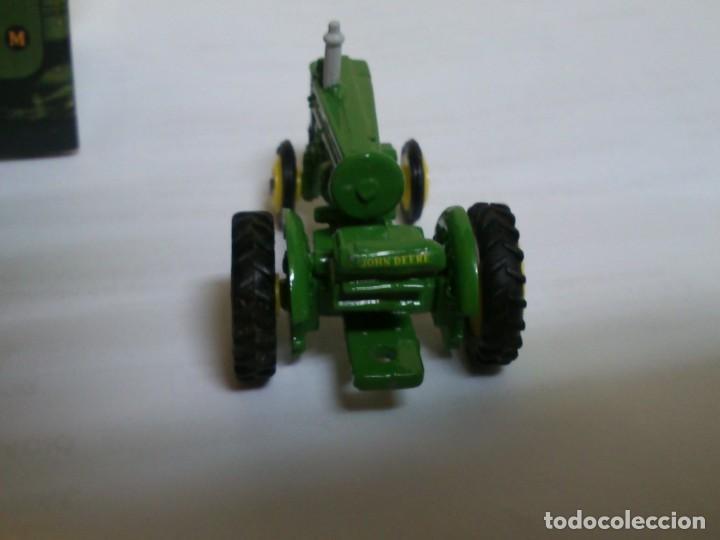 Hobbys: JHON DEERE TRACTOR 1/64 NUEVO CON CAJA ERTL - Foto 3 - 166732630