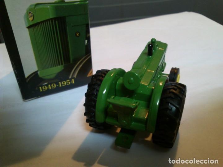 Hobbys: JHON DEERE TRACTOR 1/64 NUEVO CON CAJA ERTL - Foto 4 - 166733018