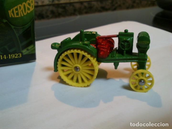 Hobbys: JHON DEERE TRACTOR 1/64 NUEVO CON CAJA ERTL - Foto 2 - 166733110