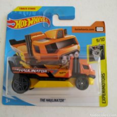 Hobbys: HOT WHEELS THE HAULINATOR EXPERIMOTORS 9/10. Lote 167217621