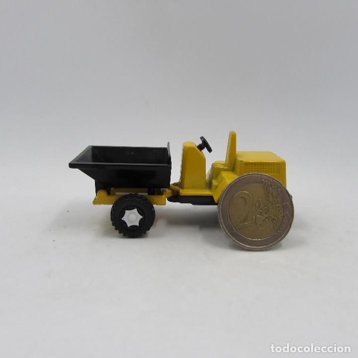 Hobbys: Siku 0848 Dumper Volquete delantero 1997-2000 Escala 1/55 (2692) - Foto 6 - 286772323