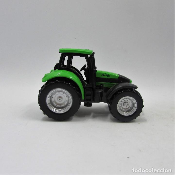 Hobbys: Siku 0859 Tractor Deutz Fahr Agrotron. Escala 1/64 (2699) - Foto 2 - 168309836