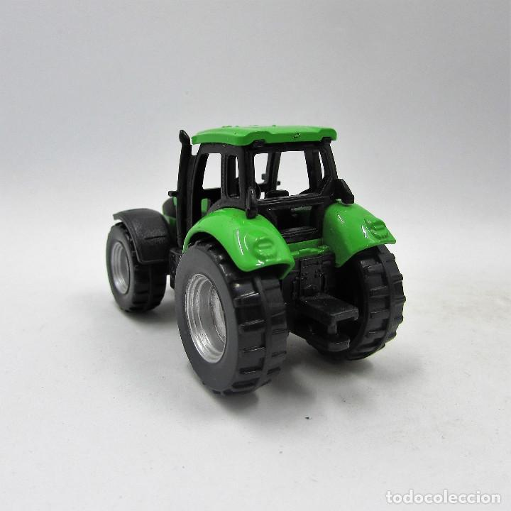 Hobbys: Siku 0859 Tractor Deutz Fahr Agrotron. Escala 1/64 (2699) - Foto 4 - 168309836
