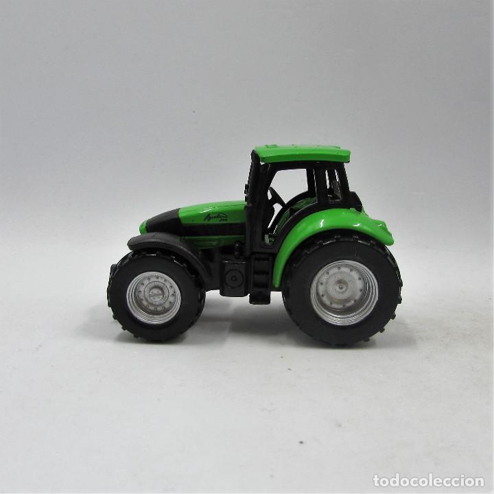 Hobbys: Siku 0859 Tractor Deutz Fahr Agrotron. Escala 1/64 (2699) - Foto 5 - 168309836