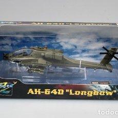 Hobbys: MAQUETA DIECAST - EASY MODEL EM37031 US ARMY AH-64D APACHE 1/72. Lote 175338862