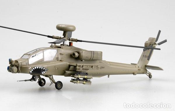 Hobbys: Maqueta diecast - Easy Model EM37031 US Army AH-64D Apache 1/72 - Foto 3 - 175338862