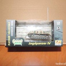 Hobbys: MAQUETA DIECAST - EASY MODEL EM36126 JAGDPANZER IV GERMAN ARMY 1945 1/72. Lote 175337695