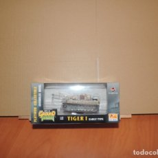 Hobbys: MAQUETA DIECAST - EASY MODEL EM36209 TIGER 1 (EARLY)-SS LAH KURSK 1943 1/72. Lote 175337813