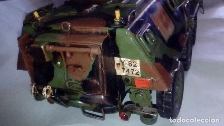 Hobbys: Vehículo blindado personal Alemán TPZ 1 FUCHS - Foto 2 - 177483855