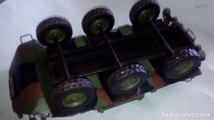 Hobbys: Vehículo blindado personal Alemán TPZ 1 FUCHS - Foto 3 - 177483855