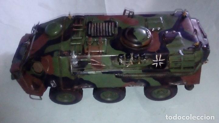 Hobbys: Vehículo blindado personal Alemán TPZ 1 FUCHS - Foto 4 - 177483855