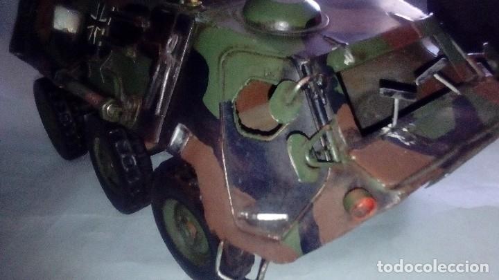 Hobbys: Vehículo blindado personal Alemán TPZ 1 FUCHS - Foto 5 - 177483855