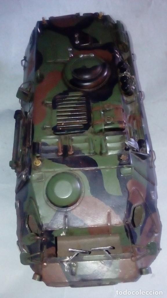 Hobbys: Vehículo blindado personal Alemán TPZ 1 FUCHS - Foto 6 - 177483855