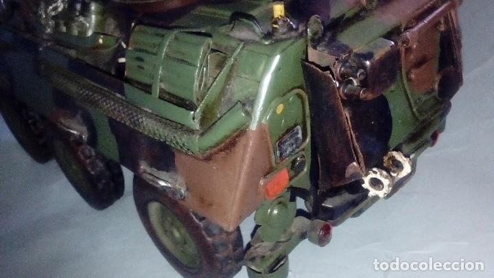 Hobbys: Vehículo blindado personal Alemán TPZ 1 FUCHS - Foto 7 - 177483855