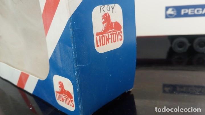 Hobbys: Pegaso troner lion car frigorífico no joal no tekno no wsi - Foto 11 - 177937164