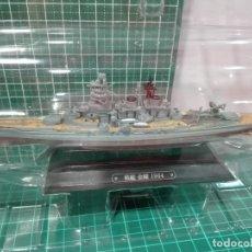 Hobbys: CRUCERO KONGO 1944 - ARMADA JAPONESA EAGLEMOSS 1/1100 DIECAST. Lote 180846750