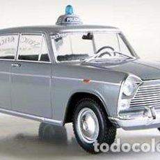 Hobbys: SEAT 1500 POLICÍA ARMADA 1/24 DE SALVAT. Lote 186333016