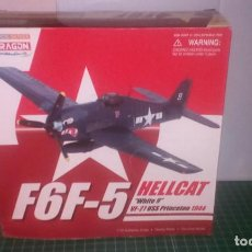 Hobbys: AVION DE DRAGON WINGS WARBIRDS SERIE 1/72 F6F-5 HELLCAT WHITE 9. Lote 186363562