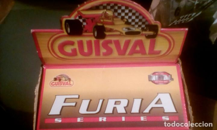 Hobbys: GUISVAL 1/43 SERIE FURIA FORMULA 1, UNIDADES 7 - Foto 2 - 186364530
