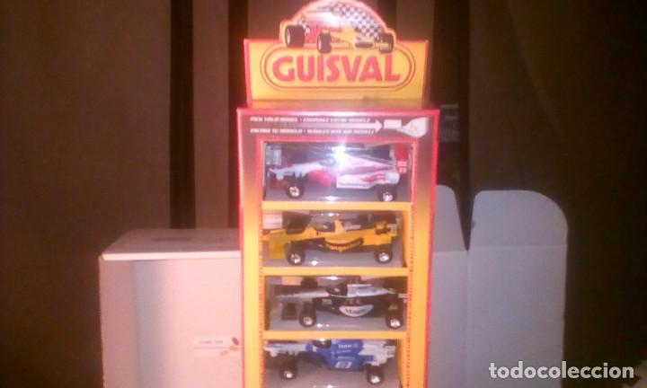 Hobbys: GUISVAL 1/43 SERIE FURIA FORMULA 1, UNIDADES 7 - Foto 3 - 186364530