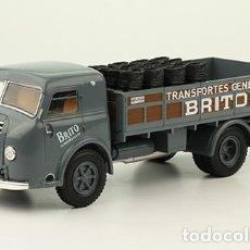 Hobbys: CAMIÓN PEGASO ENASA HISPANO 66G - TRANSPORTES BRITO, 1947 - SALVAT 1/43. Lote 192547151