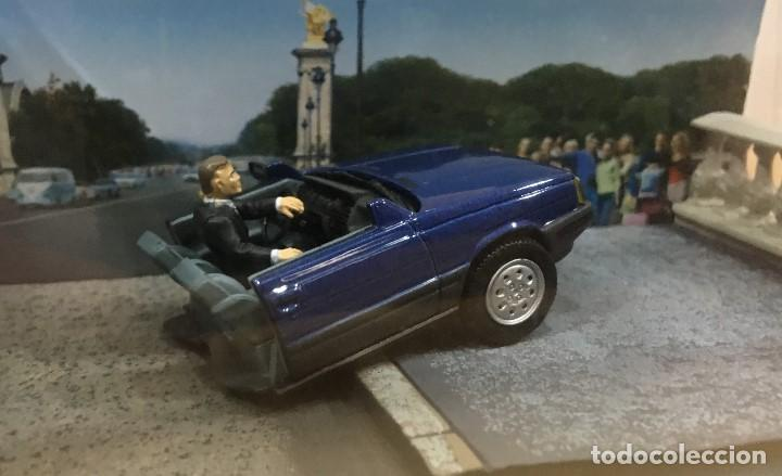 Hobbys: DIORAMA 1/43 JAMES BOND 007 - TAXI RENAULT 11 - PANORAMA PARA MATAR - A VIEW TO A KILL. EN BLÍSTER - Foto 1 - 195436666