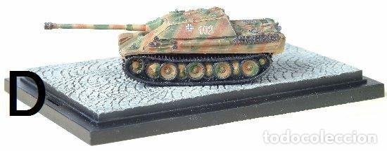 JAGDPANTHER SD.KFZ.560 ARDENNES 1944 CAN.DO 1/144 (Juguetes - Modelismo y Radiocontrol - Diecast)