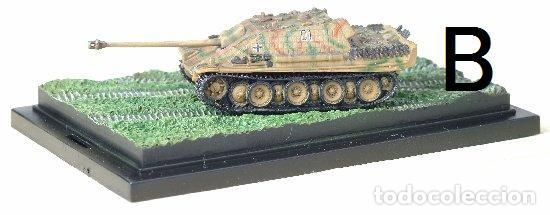 JAGDPANTHER SD.KFZ.559, AUTUMN 1944, CAN.DO 1/144 (Juguetes - Modelismo y Radiocontrol - Diecast)