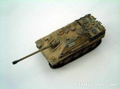 LOW COST JAGDPANTHER PANZER LEHR DIVISION HUNGARY SPRING 1945 CAN.DO 1/144 (Juguetes - Modelismo y Radiocontrol - Diecast)