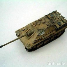 Hobbys: LOW COST JAGDPANTHER PANZER LEHR DIVISION HUNGARY SPRING 1945 CAN.DO 1/144 VINTAGE.. Lote 222277448