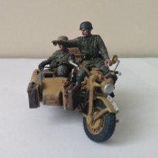 Hobbys: FORCES OF VALOR. GERMAN KS750 SIDE CAR ESCALA 1:32. Lote 198793213