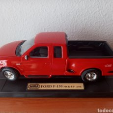 Hobbys: FORD PICK UP F 150 1998 SÓLIDO 1:18. Lote 202110947