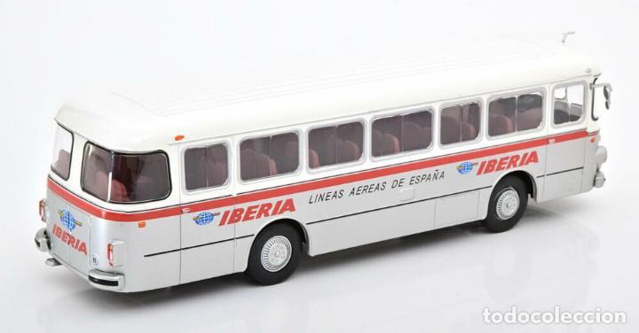 Hobbys: Autobús Pegaso 5061 - Seida - Iberia (1963) Salvat 1/43 - Foto 2 - 192546995