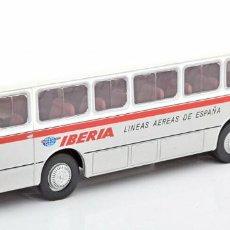 Hobbys: AUTOBÚS PEGASO 5061 - SEIDA - IBERIA (1963) SALVAT 1/43. Lote 192546995
