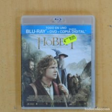 Hobbys: HOBBIT UN VIAJE INESPERADO - BLU RAY. Lote 207769483
