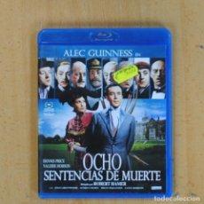 Hobbys: OCHO SENTENCIAS DE MUERTE - BLU RAY. Lote 207769990