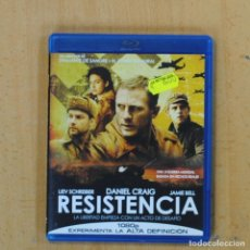 Hobbys: RESISTENCIA - BLU RAY. Lote 207770392