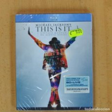 Hobbys: MICHAEL JACKSON - THIS IS IT - BLU RAY. Lote 207770817