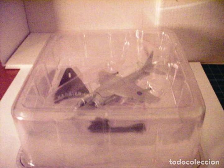 Hobbys: Harrier - Diecast escala 1/72 LAST / ULTIMO precintado sealed - Foto 5 - 208695262