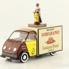 Hobbys: VEHÍCULOS DE REPARTO Y SERVICIO DKW F89 (1960) SOBERANO 1/43 SALVAT. Lote 199401243