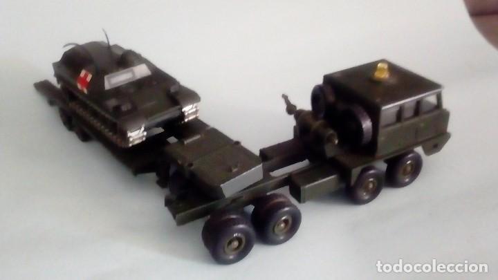 Hobbys: Camión Berliet y AMX de Solido - Foto 3 - 218236067