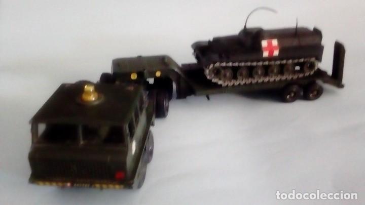 Hobbys: Camión Berliet y AMX de Solido - Foto 4 - 218236067