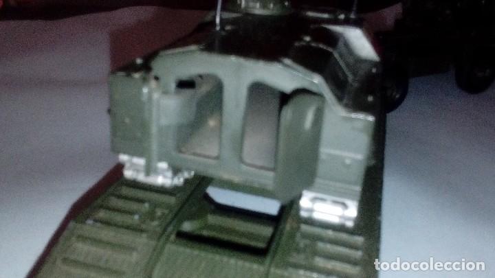 Hobbys: Camión Berliet y AMX de Solido - Foto 5 - 218236067