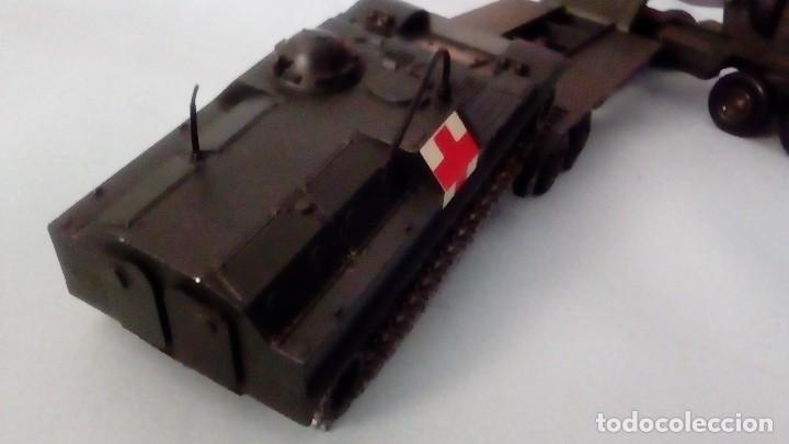 Hobbys: Camión Berliet y AMX de Solido - Foto 6 - 218236067