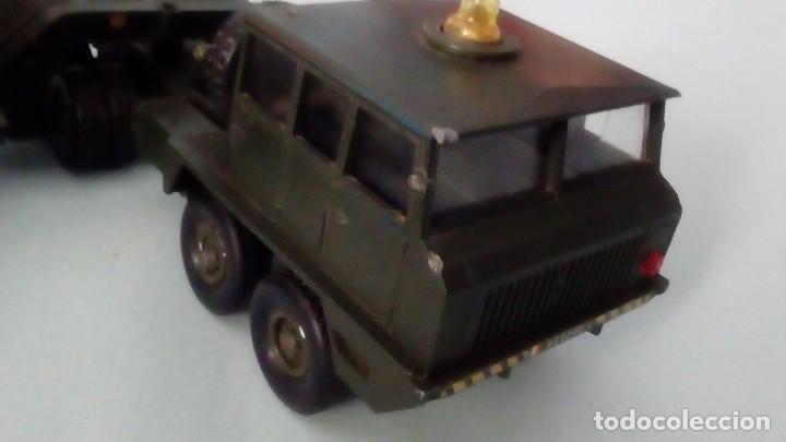 Hobbys: Camión Berliet y AMX de Solido - Foto 8 - 218236067